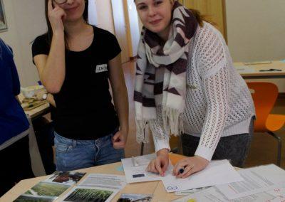 Klimaarbeit mit Jugendlichen